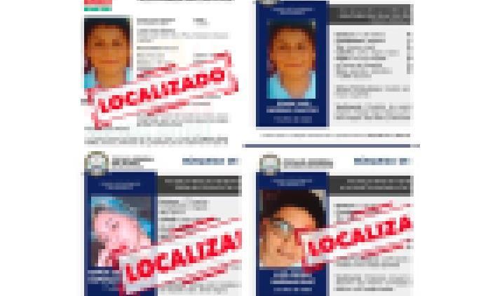 Localizan a dos menores reportados como extraviados en Ébano