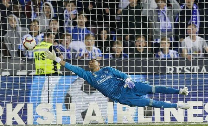 Keylor Navas podría despedirse del Bernabéu jugando