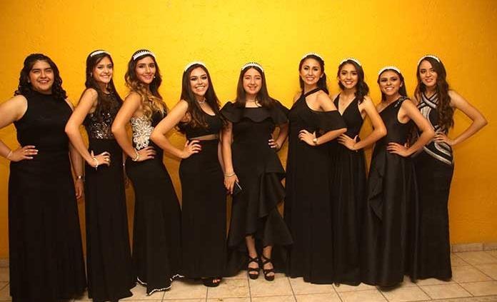 Princesas anhelan ser reina del Lomas Racquet Club