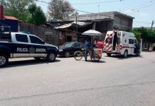 Muere bebé al caer en cubeta con agua en Rioverde