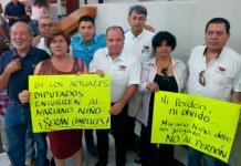 Jucopo prometió que no habría acuerdo reparatorio con Mariano Niño: Frente Anticorrupción
