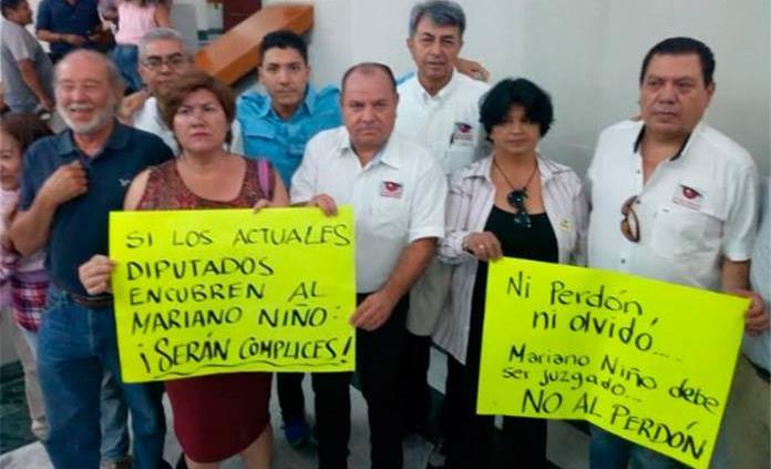 Jucopo prometió que no habría acuerdo reparatorio con Mariano Niño: FCA