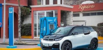 BMW abre el corredor de carga de autos eléctricos CDMX-San Luis Potosí