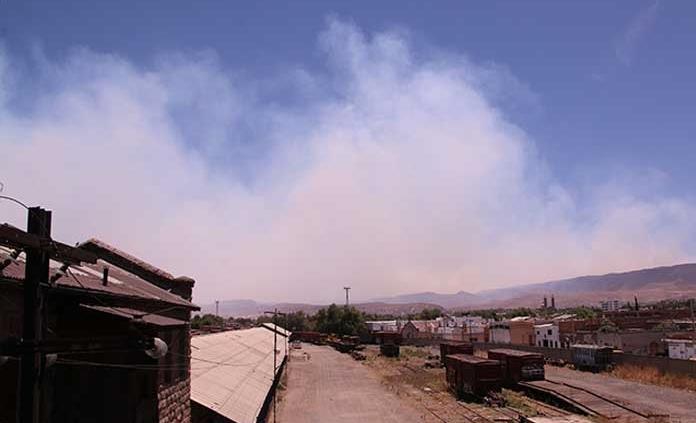 Eroga Alcaldía 1.2 mdp por incendios
