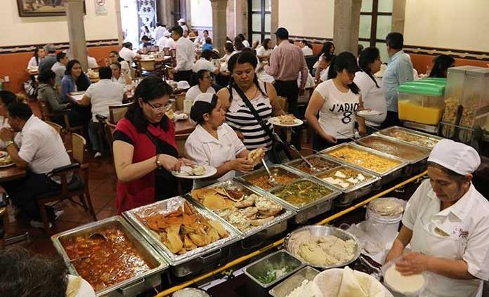 Reportan alza de 100% en ventas de restaurantes