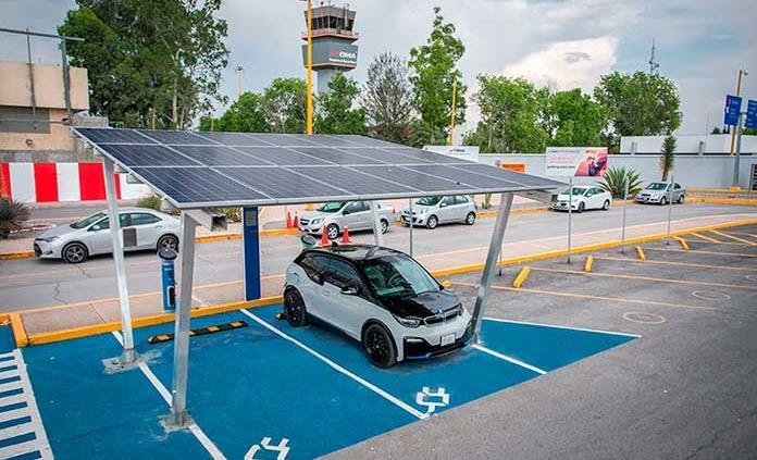 Ya se podrá viajar de SL a CDMX en vehículo eléctrico