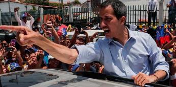 J. Guaidó: Maduro es un manipulador