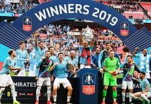 Man City cierra la temporada con el título de la FA Cup