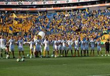Tigres realiza homenaje al fallecido Osvaldo Batocletti
