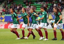 """""""Tri"""" Femenil Sub 20 derrota 10-0 a Gabón"""