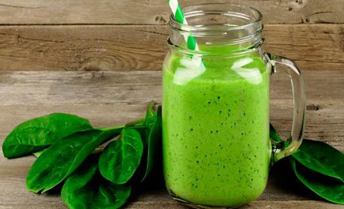 Beneficios del jugo verde en el desayuno