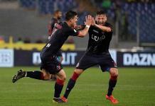 Bologna empata y se queda en la Serie A