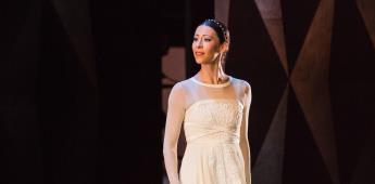 Dedico el Benois de la Danse a los mexicanos, dice Elisa Carrillo