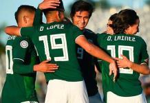Debuta México ante Italia en Copa Mundial Sub-20