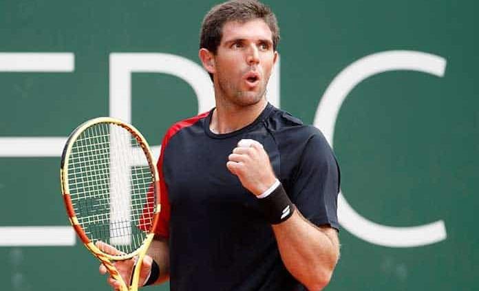 Delbonis dio el golpe ante Dimitrov en Ginebra