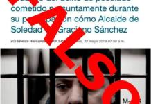 Circula nota falsa sobre detención de Gallardo Cardona, atribuida a Pulso