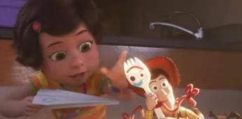 "Lanzan tráiler de ""Toy Story 4"""