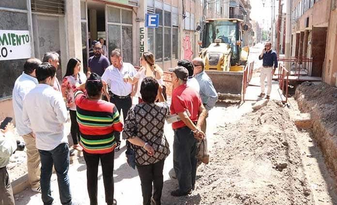 """Hay """"problemas"""" con constructora de obra en Guerrero"""