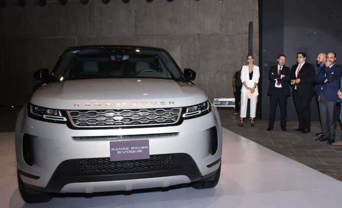 Crecimiento económico de SLP atrae nueva agencia de Jaguar/Land Rover