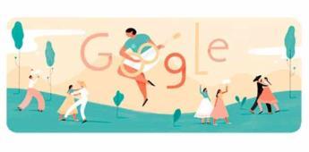 Concha Michel, la mexicana homenajeada en doodle de Google