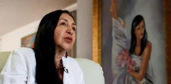 El sacrificio valió la pena, dice la madre de la bailarina Elisa Carrillo
