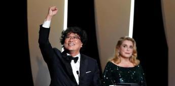El surcoreano Bong Joon-Ho gana la Palma de Oro de Cannes con Parasite