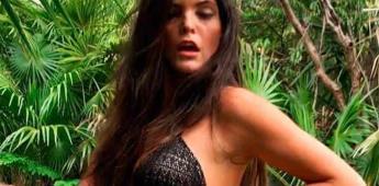 Ana Bárbara luce cuerpazo en bikini