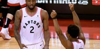 Toronto elimina a Bucks y va a su primera final