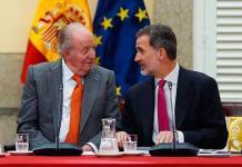 Examante del Rey Juan Carlos, da un fuerte golpe a la Corona española