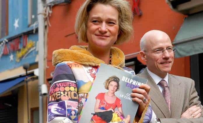 La hija no reconocida de Alberto II es designada oficialmente princesa de Bélgica