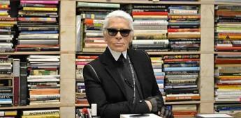A la venta parte de la colección de Karl Lagerfeld, según su última voluntad
