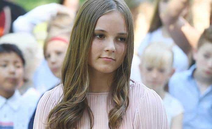 Princesa Ingrid de Noruega estudiará en una secundaria pública