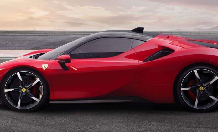 El Ferrari más potente en la historia de la marca es híbrido