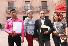 """Denuncia Comité Anticorrupción """"boicot oficial"""""""