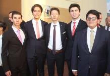 Egresa generación de secundaria del Instituto Real de San Luis
