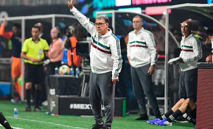 Jorge Sánchez, el sacrificado por Martino para la Copa Oro