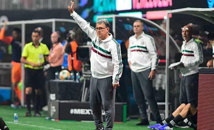 Gerardo Martino minimiza la ausencia de algunos jugadores en el Tri