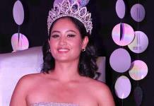 Daniela Diliz Torres es reina del Lomas Racquet Club