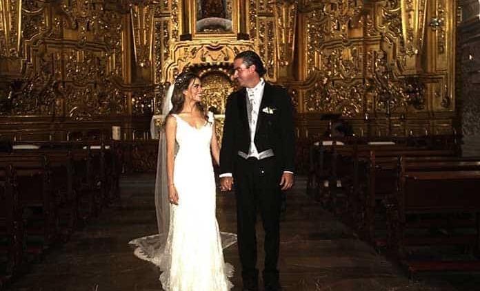 Giselle Stahl y Fernando Güemes celebran sus esponsales