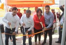 Grupo HI-CA inaugura Master Pro Tienda STIHL