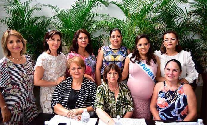 Karolina Herrera de Vega espera con ilusión a su bebé