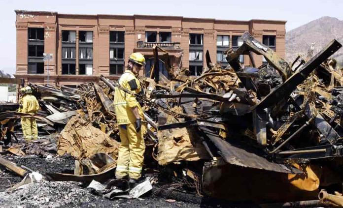 Revelan que incendio de 2008 destruyó joyas musicales de Nirvana, Ray Charles, Elton John y muchos más
