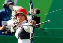 Mexicana Alejandra Valencia, aún con aspiración a cupo en Tokio 2020