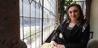 Falta que México respire cultura: Masha Soboleva