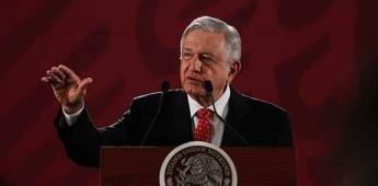 Pide López Obrador a mexicanos evitar campañas contra migrantes