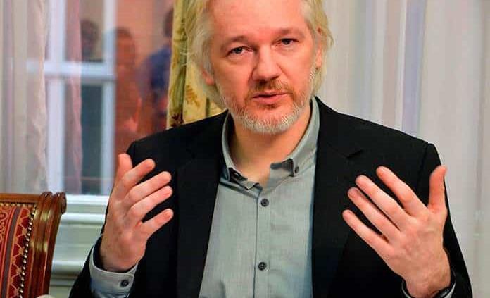 EU pide al Reino Unido extradición de Assange