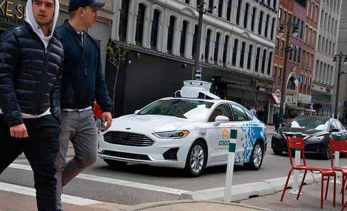 Ford amplía a cinco las ciudades de prueba para sus autos autónomos