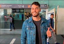 Llega el zaguero Nicolás Freire a México para incorporarse a Pumas