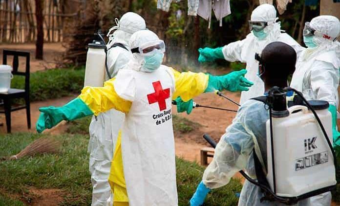 Uganda confirma un caso de ébola
