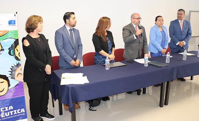 Realizan primer Foro Ciudadano de Justicia Terapéutica y Tribunal en Adicciones